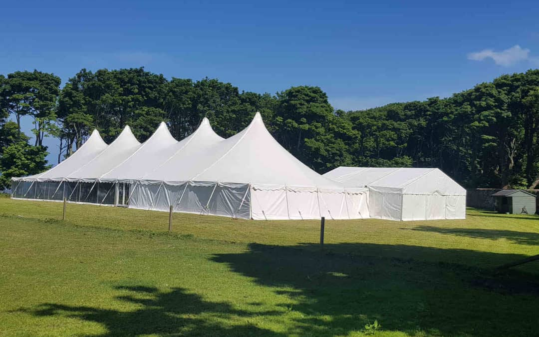 Seton Gardens – Wedding Marquee Hire – Wedding Venue