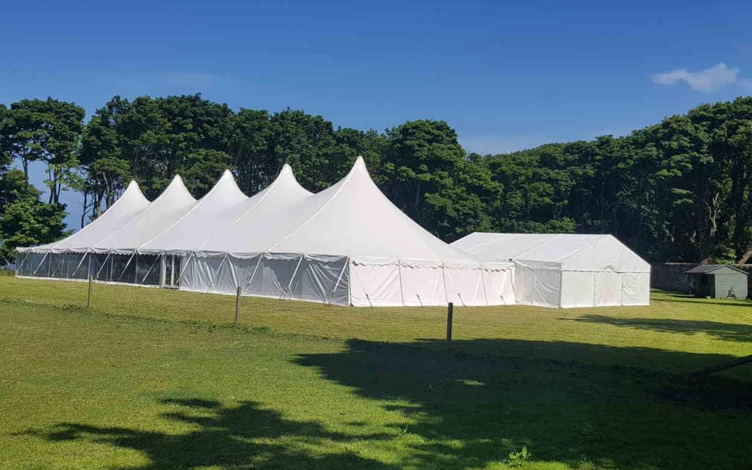 Seton Gardens – Wedding Marquee Hire – Wedding Venue