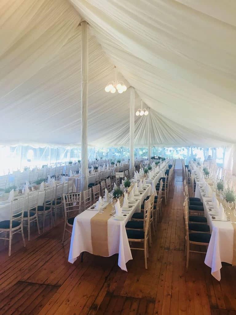 Seton Gardens - Wedding Marquee Hire (7)