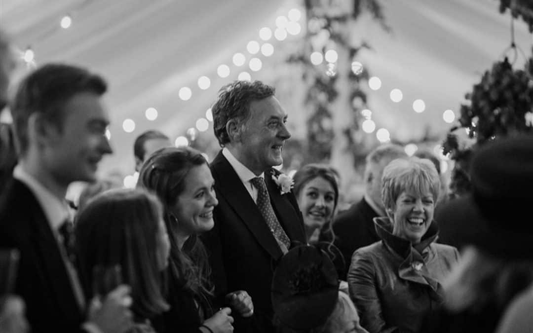 Wonderful Winter Wedding Marquee Hire