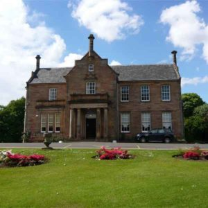 wedding marquee hire Edinburgh at Bankhouse Catering