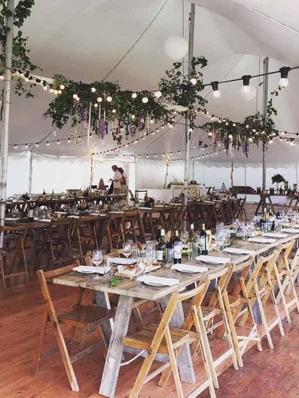 summer event marquee hire Scotland